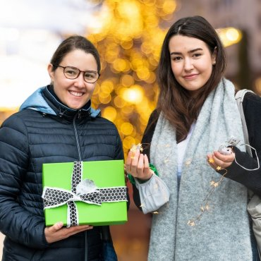 Schick ein Goodie-Paket für die Tiere unserer obdachlosen BewohnerInnen