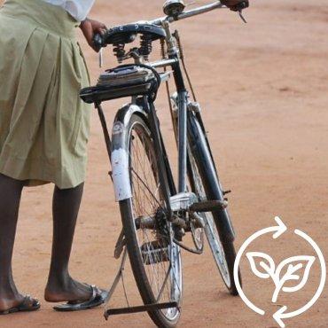 Schenk ein Fahrrad