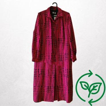 Vintage Hot Pink Schleifenkleid Carla Vintage x Fashion 4 Future