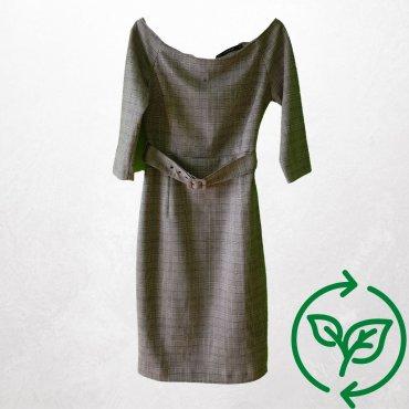 Etuikleid Audrey Hepburn Style von Zara von Johanna Setzer Carla Vintage x Fashion 4 Future