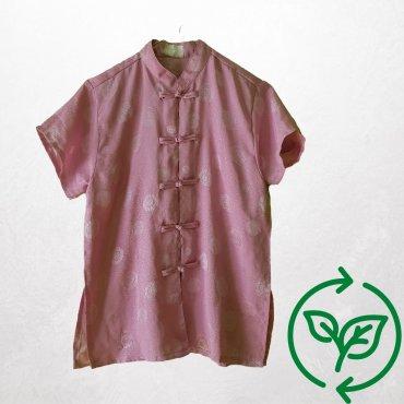 Orientalisches Vintage Hemd Blassrosa Carla Vintage x Fashion 4 Future