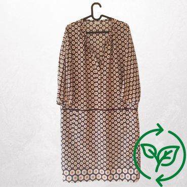 Seidenkleid Agnona von Chris Lohner - Carla Vintage x Fashion 4 Future