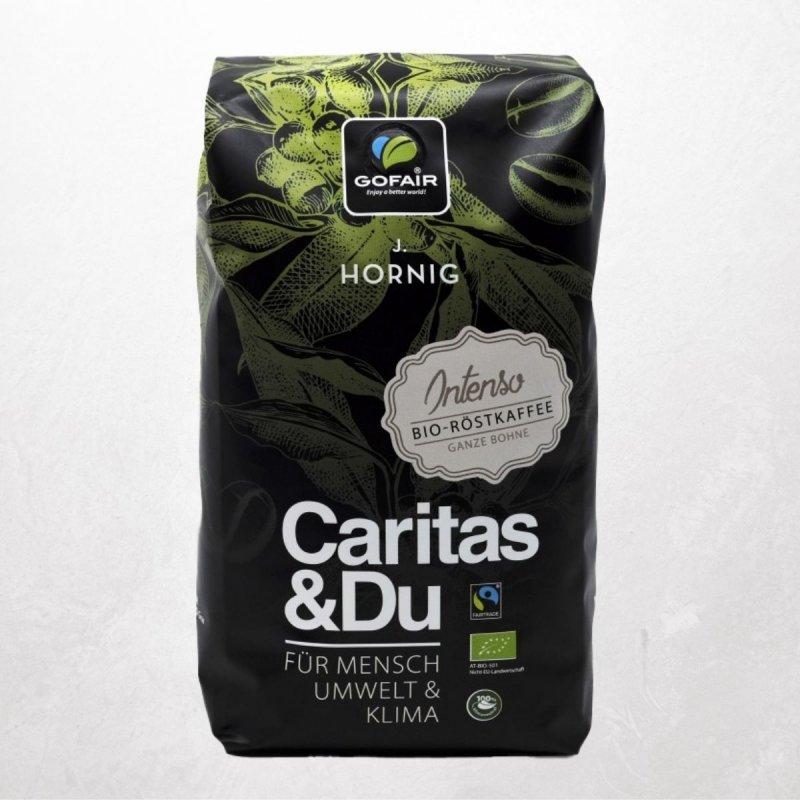 Caritas Bio-Kaffee Ganze Bohne 1kg