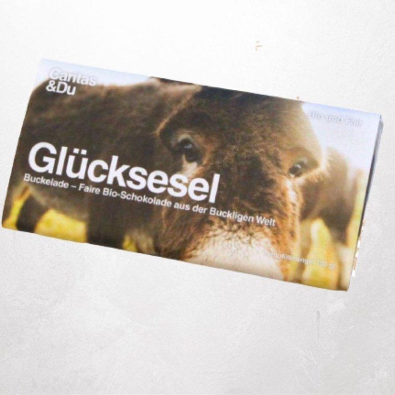 Buckelade - Faire Schokolade 100g