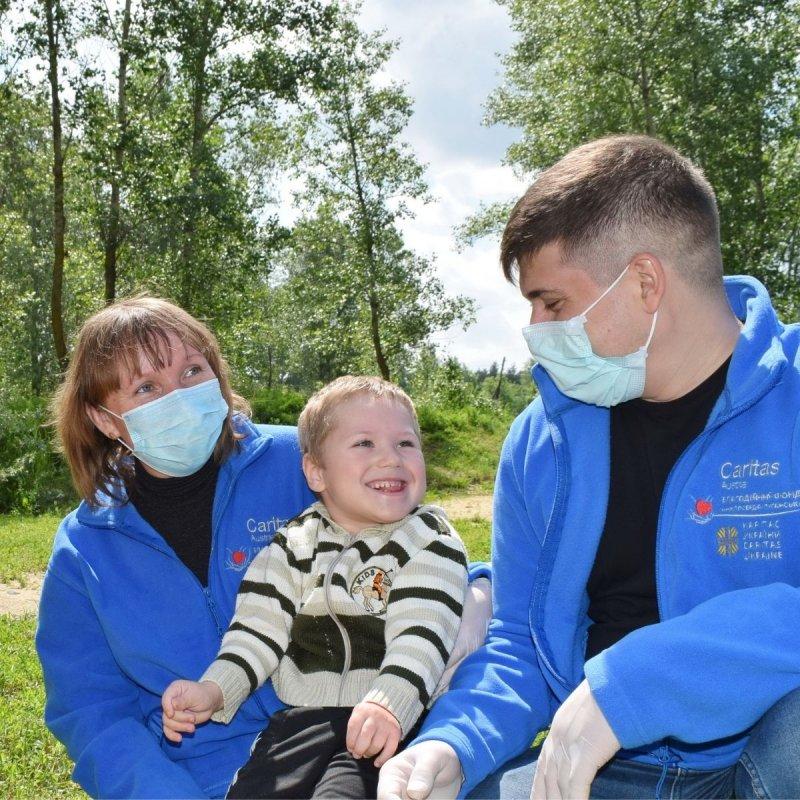 Produkte Spenden | Caritas Wien | Schenk ein Windelpaket für eine Familie in der Ukraine | Caritas Wirhelfen.shop