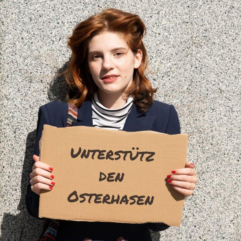 Produkte Spenden | Caritas Wien | Unterstütz den Osterhasen und schenk eine Schaukel | Caritas Wirhelfen.shop