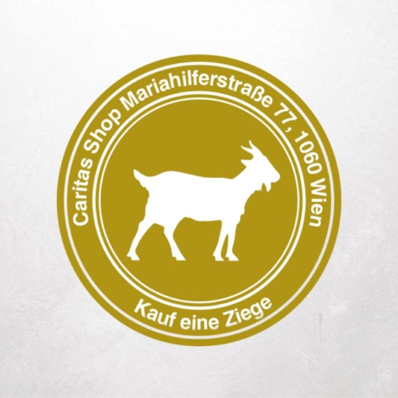 Nachhaltige Produkte | Caritas Wien | Socken Ziege | Caritas Wirhelfen.shop